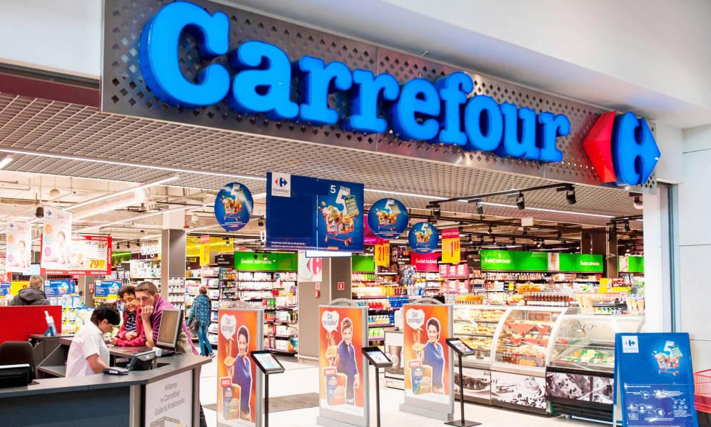 Ação do Carrefour Brasil recua mais de 5% com repercussão do espancamento