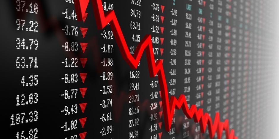 Confira as 20 ações que mais caíram em fevereiro