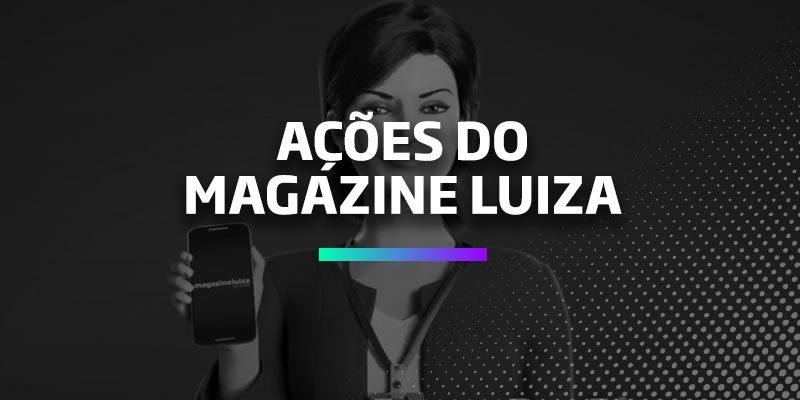 Magazine luiza dispara após resultados positivo