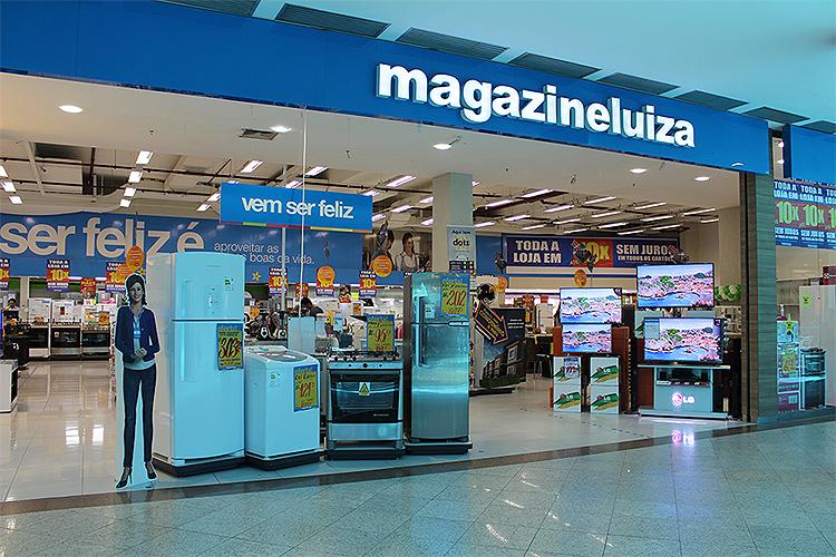 Magazine Luiza anuncia parceria com Marisa para venda de produtos eletrônicos