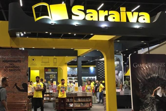 Ação da Saraiva sobe após homologar plano de recuperação judicial
