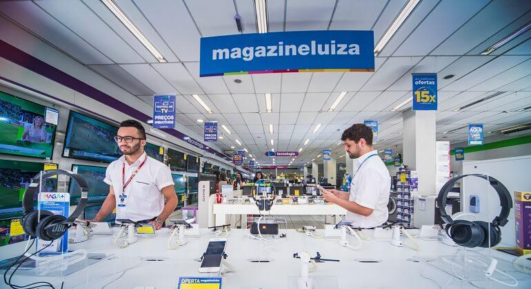 Magazine Luiza vai operar 214 lojas com energia solar. Moneyinvets