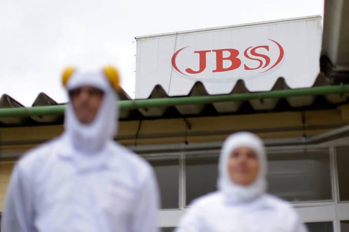 JBS cai quase 4% com novo PGR pedindo rescisão de delação