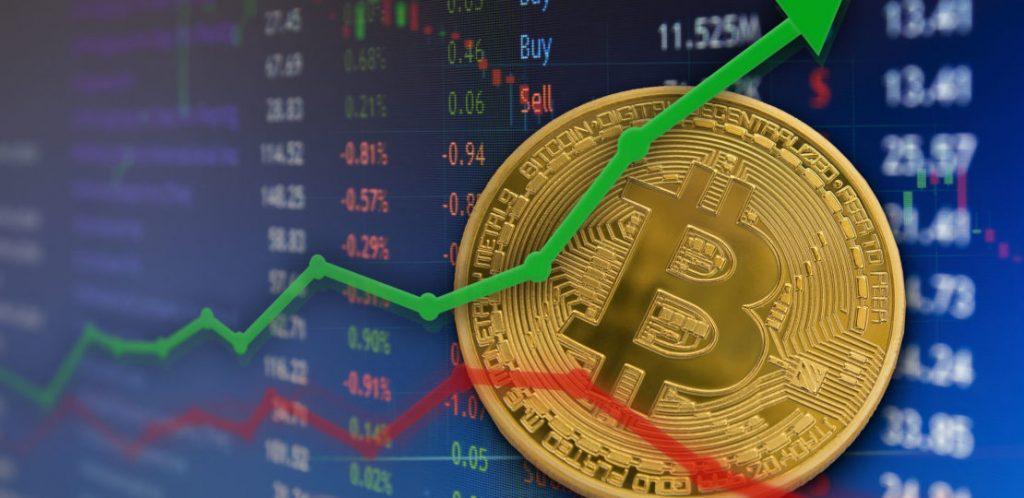 """As baleias estão """"devorando"""" Bitcoin, mesmo com a recente queda do mercado"""
