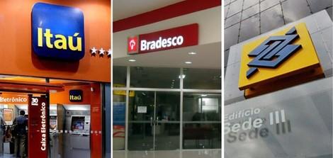 Grandes bancos fecharão cerca de 1.200 agências no país