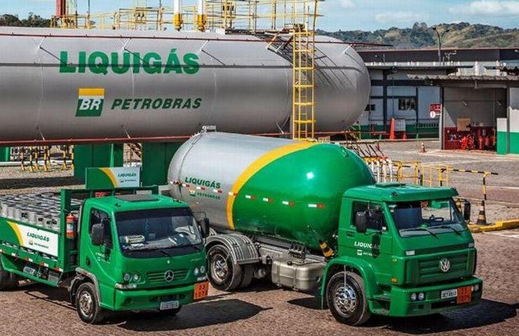 Petrobrás vende Liquigás