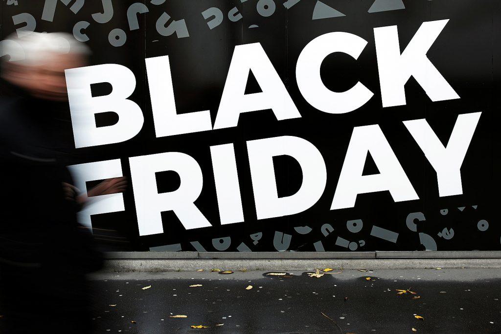 Varejo online fatura R$ 3,2 bi na Black Friday