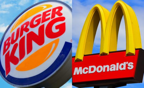 Guerra de ofertas da Black Friday acirra disputa de Burger King e Mcdonalds