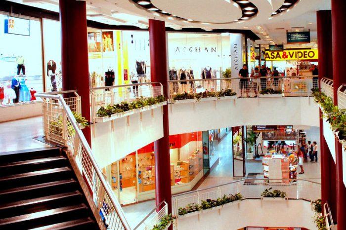 General Shopping small caps  subiu mais de 80% no dia