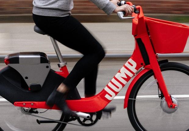 Uber lança serviço de compartilhamento de scooter elétrica