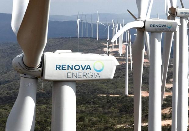 Renova Energia faz empréstimo de R$20 mi com controladora Cemig