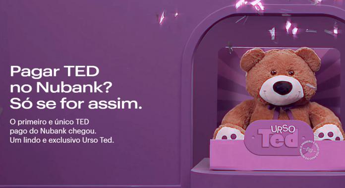 Nubank provoca bancos tradicionais com TEDs Grátis e ilimitadas