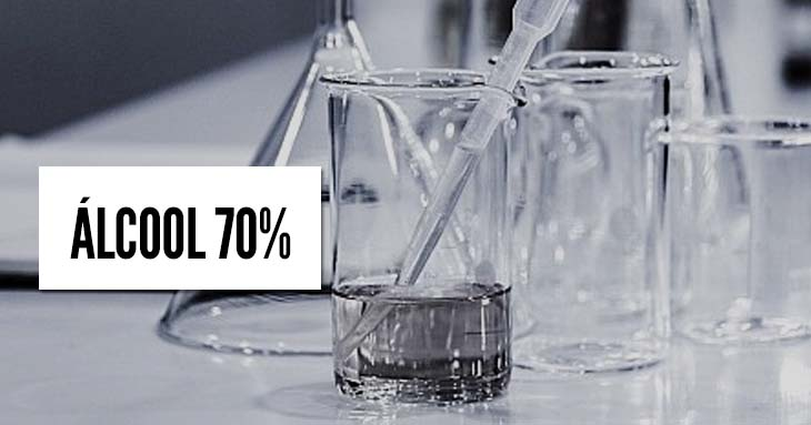 Usinas firmam parcerias para distribuição de álcool 70