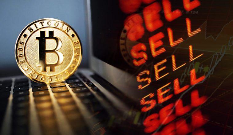Bitcoin: Movimento de venda continua e BTC recua 10%
