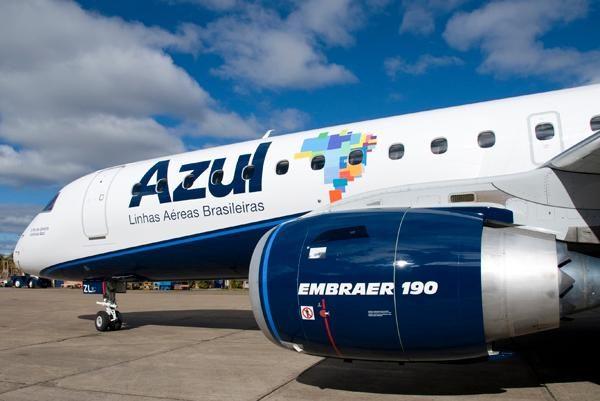 Goldman Sachs eleva recomendação de neutra para compra para ações Azul (AZUL4) e Gol (GOLL4)