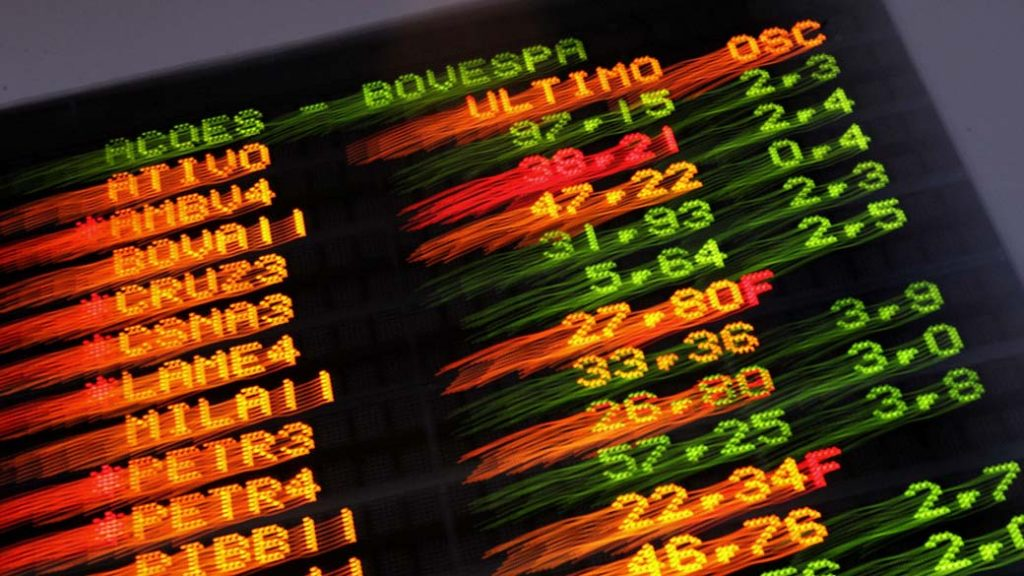 Ibovespa: Ações com as maiores altas e as maiores baixas desta sexta-feira