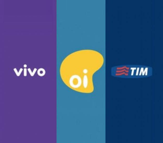 Operadoras Vivo e Tim, estariam aguardando para oficialmente anunciar a conclusão de compra da Oi