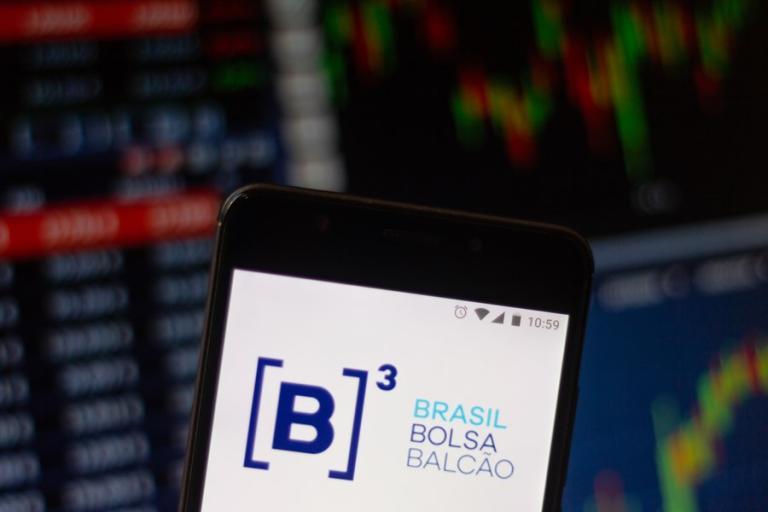 B3: Mercado de ações movimenta R$ 36,981 bi por dia em janeiro