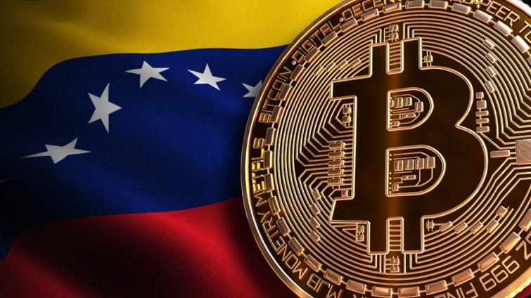 """Bitcoins permanece dominante na Venezuela com a moeda local """"bolívar"""" sem valor"""