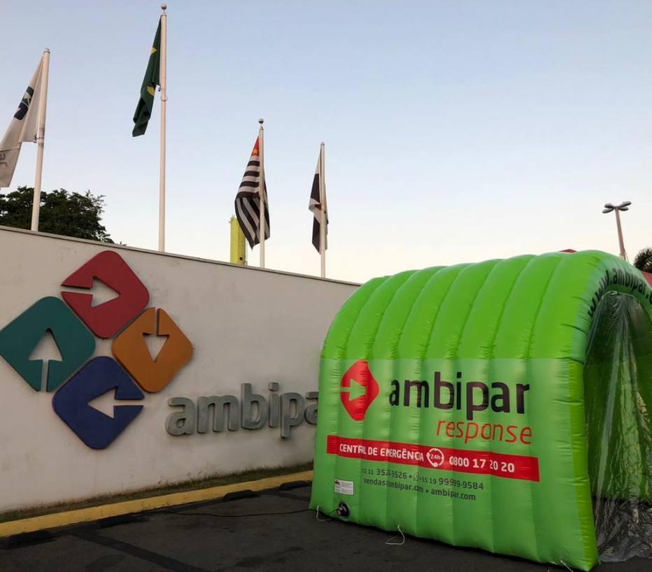 Ação da Ambipar (AMBP3) dispara em estreia na bolsa de valores