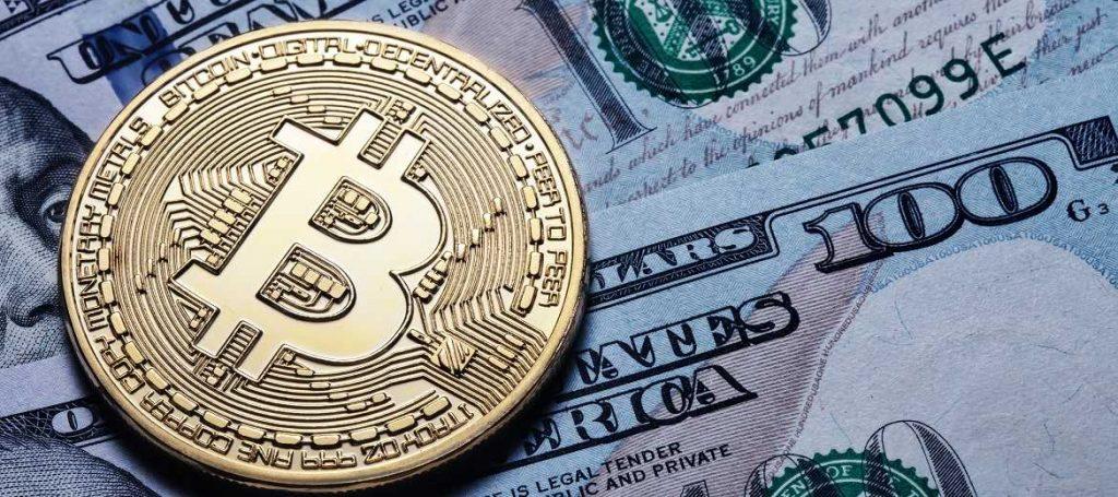 valor de mercado do Bitcoin