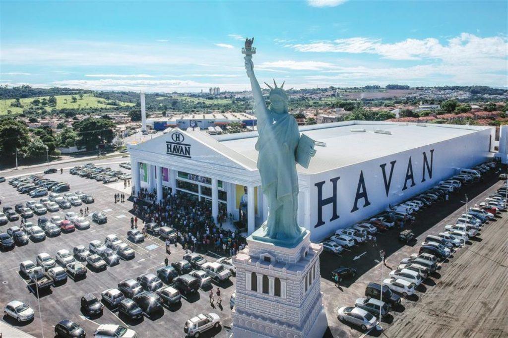 Havan na Bolsa de Valores, Hang trabalha para IPO bilionário
