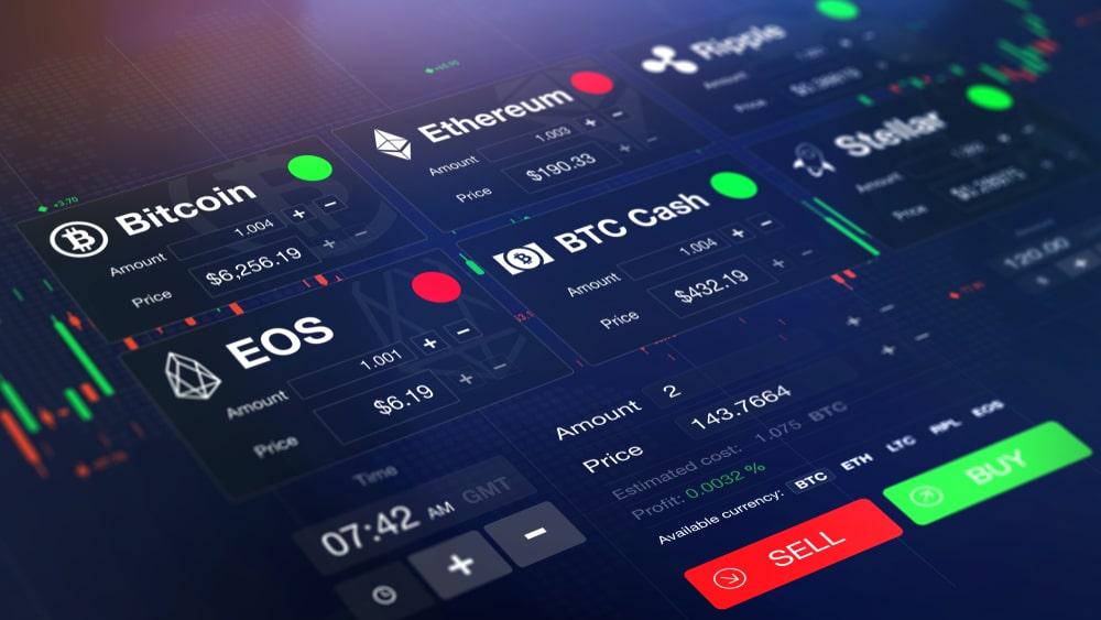 Altcoins disparam após Bitcoin romper $50 mil pela primeira vez