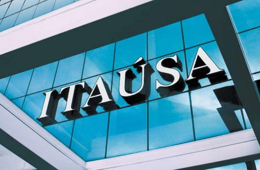 Itaúsa (ITSA4) lucro recua 75,4% no segundo trimestre