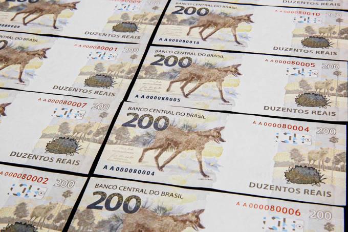 BC lança cédula de R$200 e diz que, sem ela, Brasil poderia ter falta de dinheiro