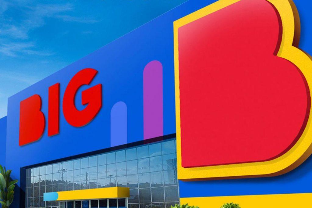 Grupo Big pede registro para IPO
