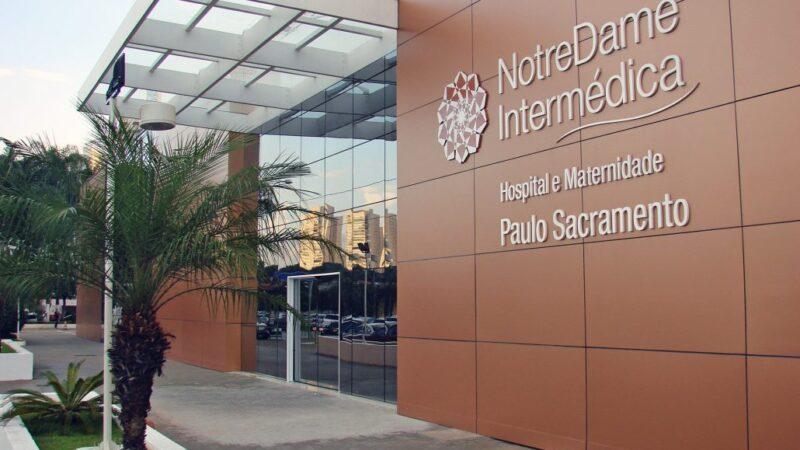 NotreDame Intermédica, lucra R$ 155,2 milhões, alta de 18%