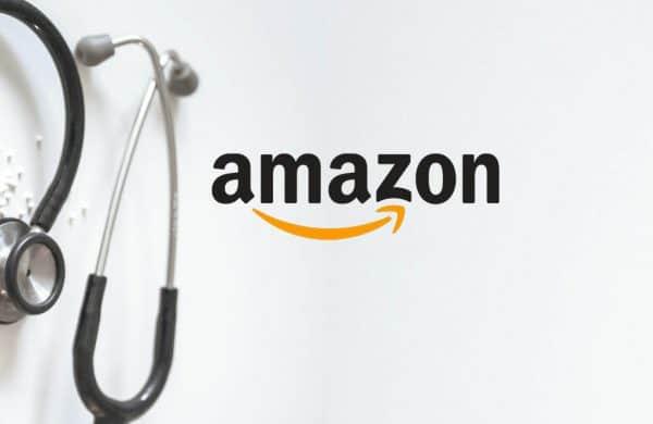Amazon entra para o setor de saúde com farmácia online