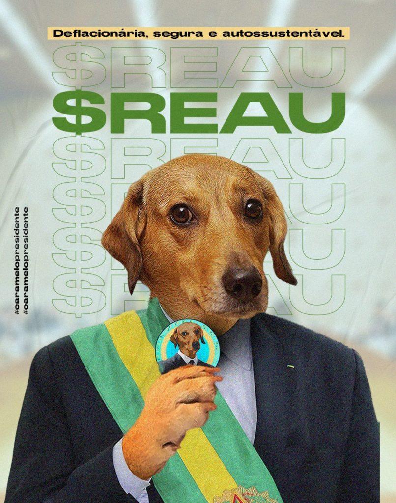 Vira-lata Finance ($REAU) valorizou mais de 56.000%
