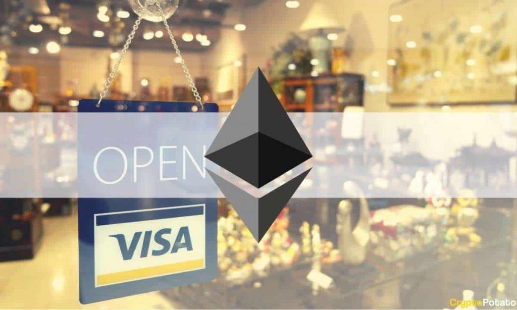 Visa vai liquidar transações USDC no Ethereum