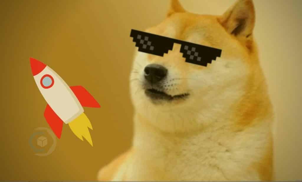 Dogecoin atinge novo recorde histórico após listagem no eToro