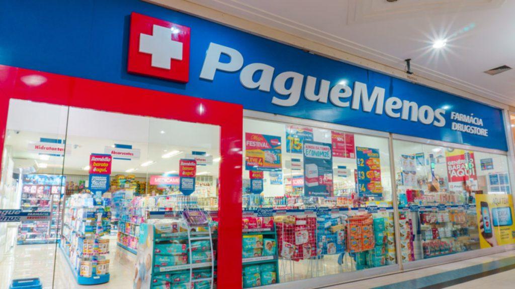 Pague Menos negocia compra da rival Extrafarma