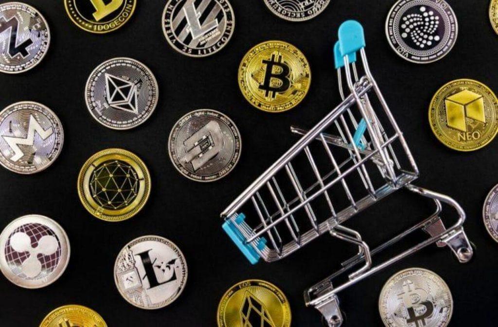 5 criptomoedas para comprar mesmo durante a queda do Bitcoin