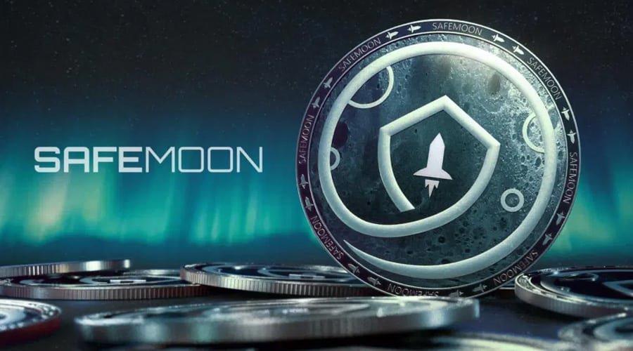 Criptomoeda SafeMoon continua a crescer em popularidade