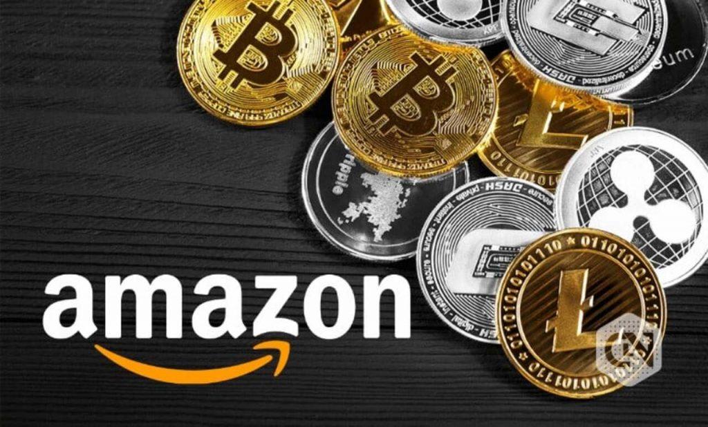 Amazon pode aceitar pagamentos em criptomoedas; cardano e ethereum estão na lista