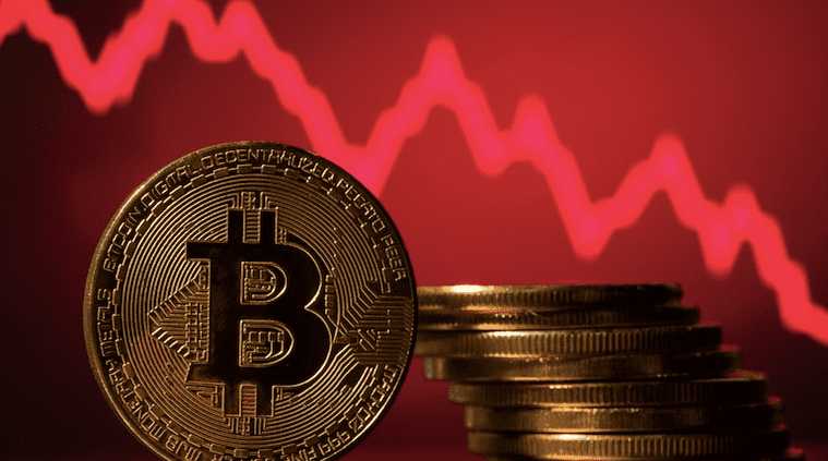 Volumes de negociação de criptomoedas caem mais de 40% em junho