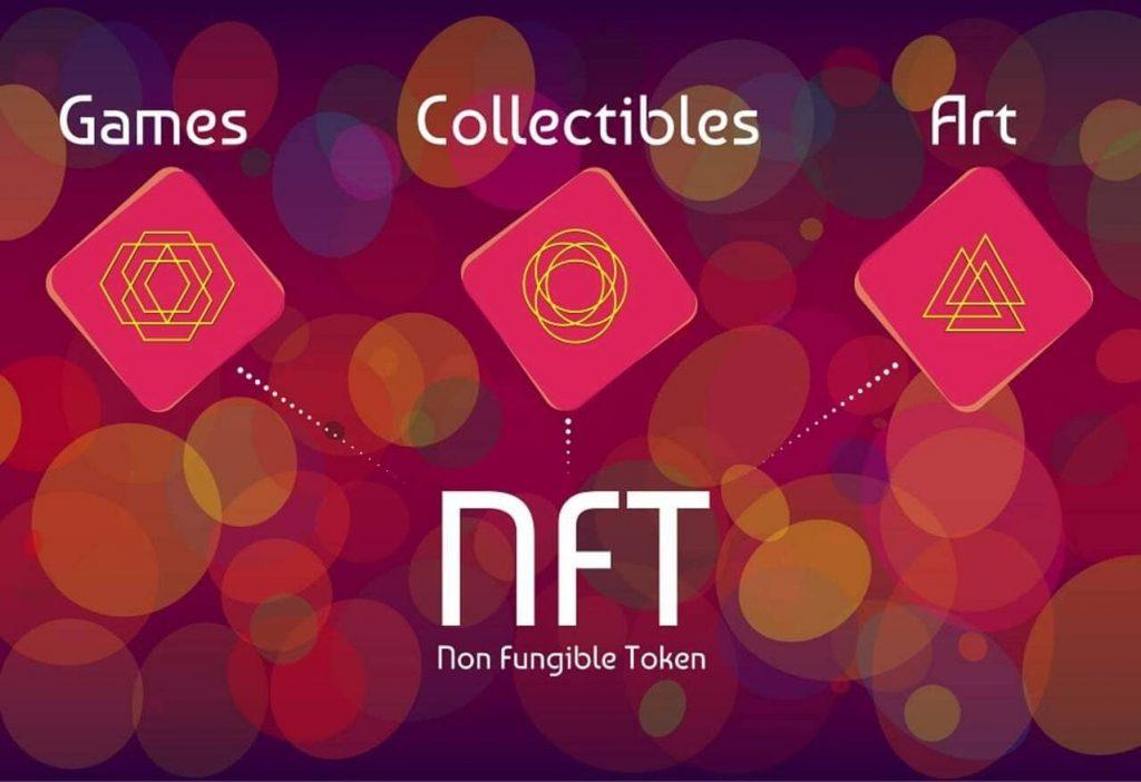 NFTs registram mais de US $ 2,5 bilhões em vendas no primeiro semestre de 2021