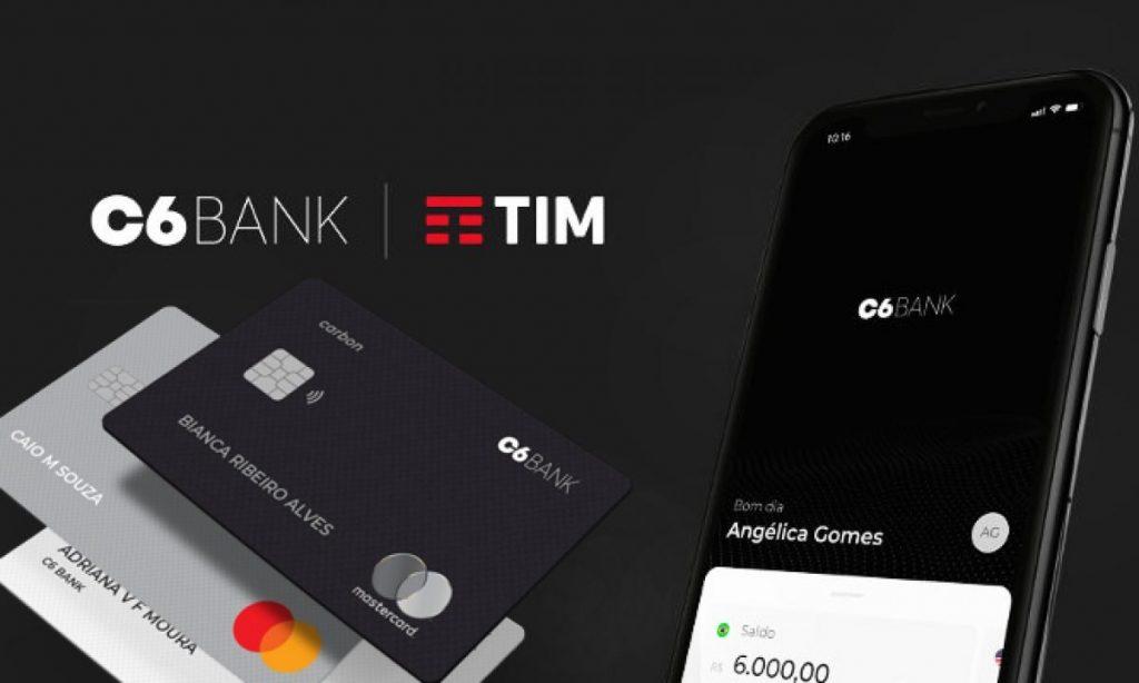 Tim entra em conflito com a C6 Bank