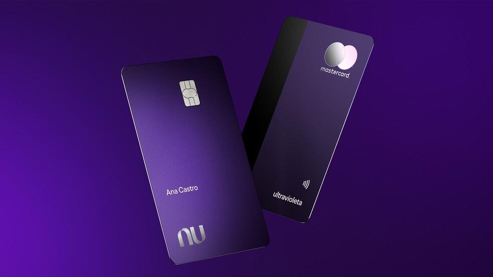 Nubank lança cartão Ultravioleta para categoria premium