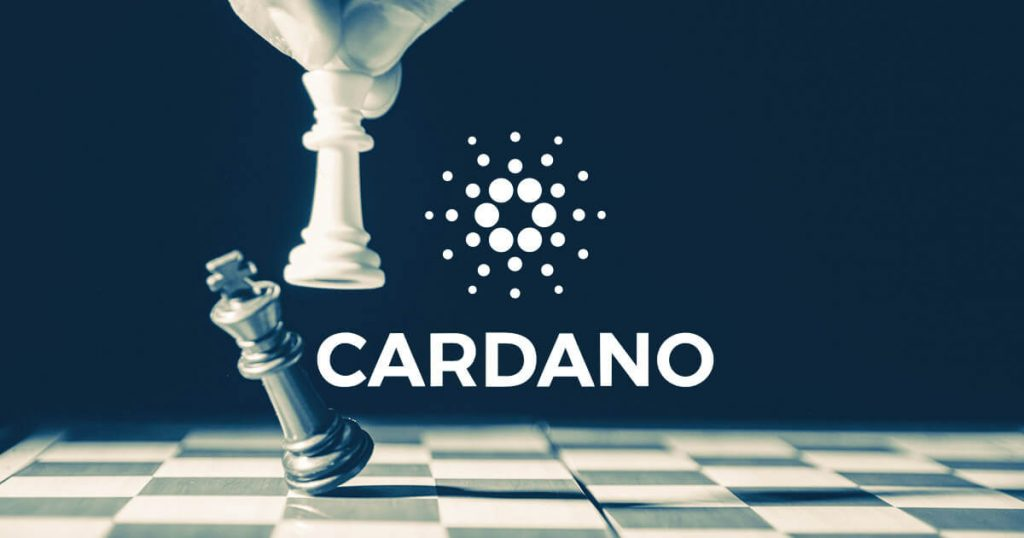 Cardano atinge sua máxima histórica US$ 3,03