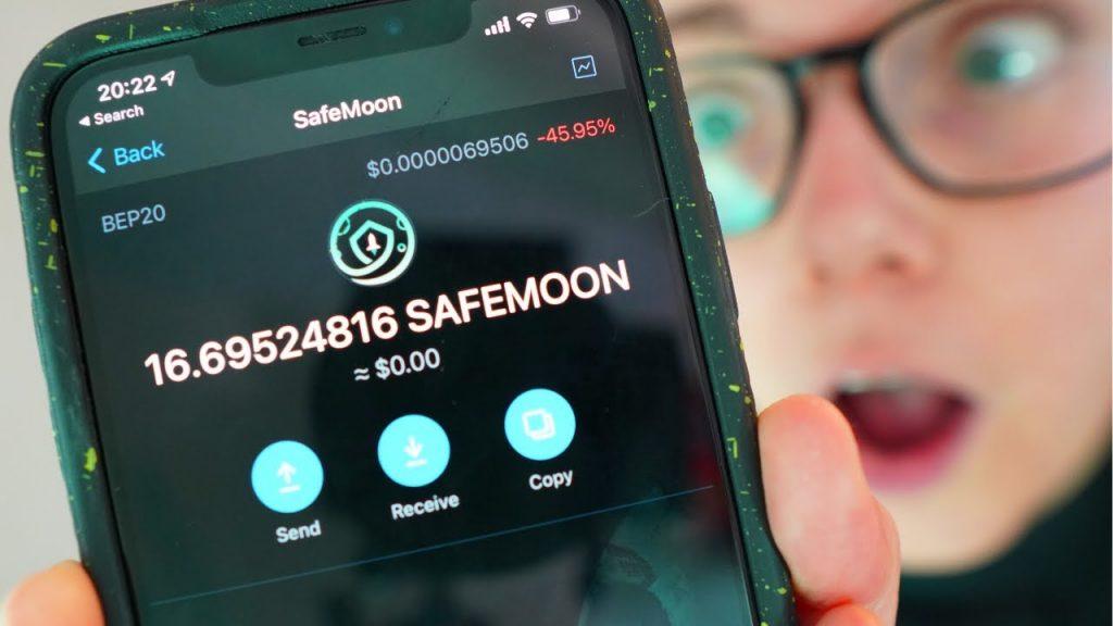 ESET alerta para app falso da criptomoeda SafeMoon
